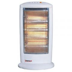 Wellco WELH105 Wellco 1200 Watt 3 Bar Halogen Heater
