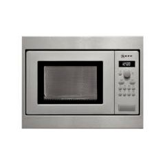 Neff H53W50N3GB 800W, 17L, 5 power levels, electronic, Silver display Stainless steel