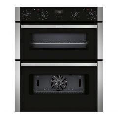 Neff J1ACE2HN0B Circotherm Plus 6 Function Oven - Stainless Steel