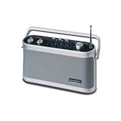 Roberts Radio Ltd R9954 3-band mains battery radio with large loudspeaker