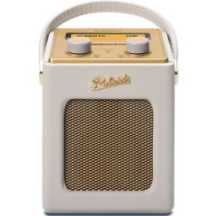 Roberts Radio Ltd REV-MINI-PC Revival Mini Pastel Cream
