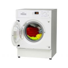 Smeg (Uk) Ltd WDI14C7 60cm Fully Integrated Washer Dryer 7kg - AA rated
