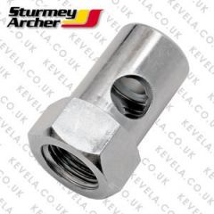 Sturmey Archer HMN129 AXLE NUT RH GUIDE SIDE #