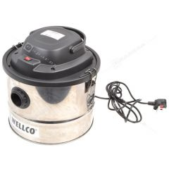 Wellco WELCV100 Ashcan Vacuum Cleaner