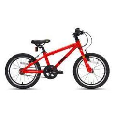 Frog FRO9343213D 16` Red Bike