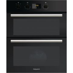 Hotpoint DU2540BL BUILT UNDER DOUBLE OVEN