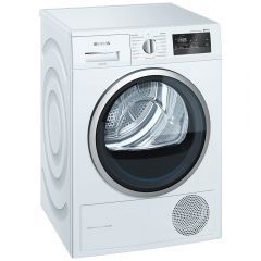 Siemens WT45M232GB 8kg, Heat Pump dryer, self Cleaning condenser, LED display, Time delay/Time remai