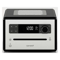 Sonoro SO-210BL Black CD Radio And Blutooth
