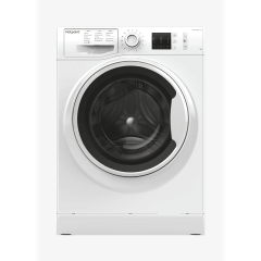 Hotpoint NM10844WW 8Kg Washer In White